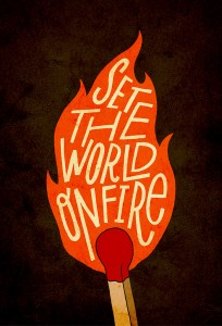 set-the-world-on-fire